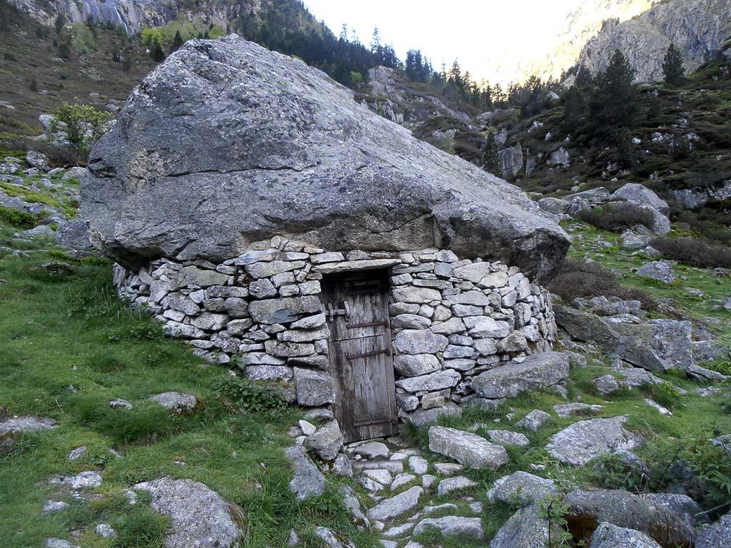 Cabaña de Doumblas