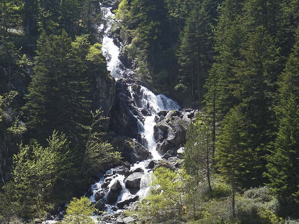 Cascadas de Doumblas