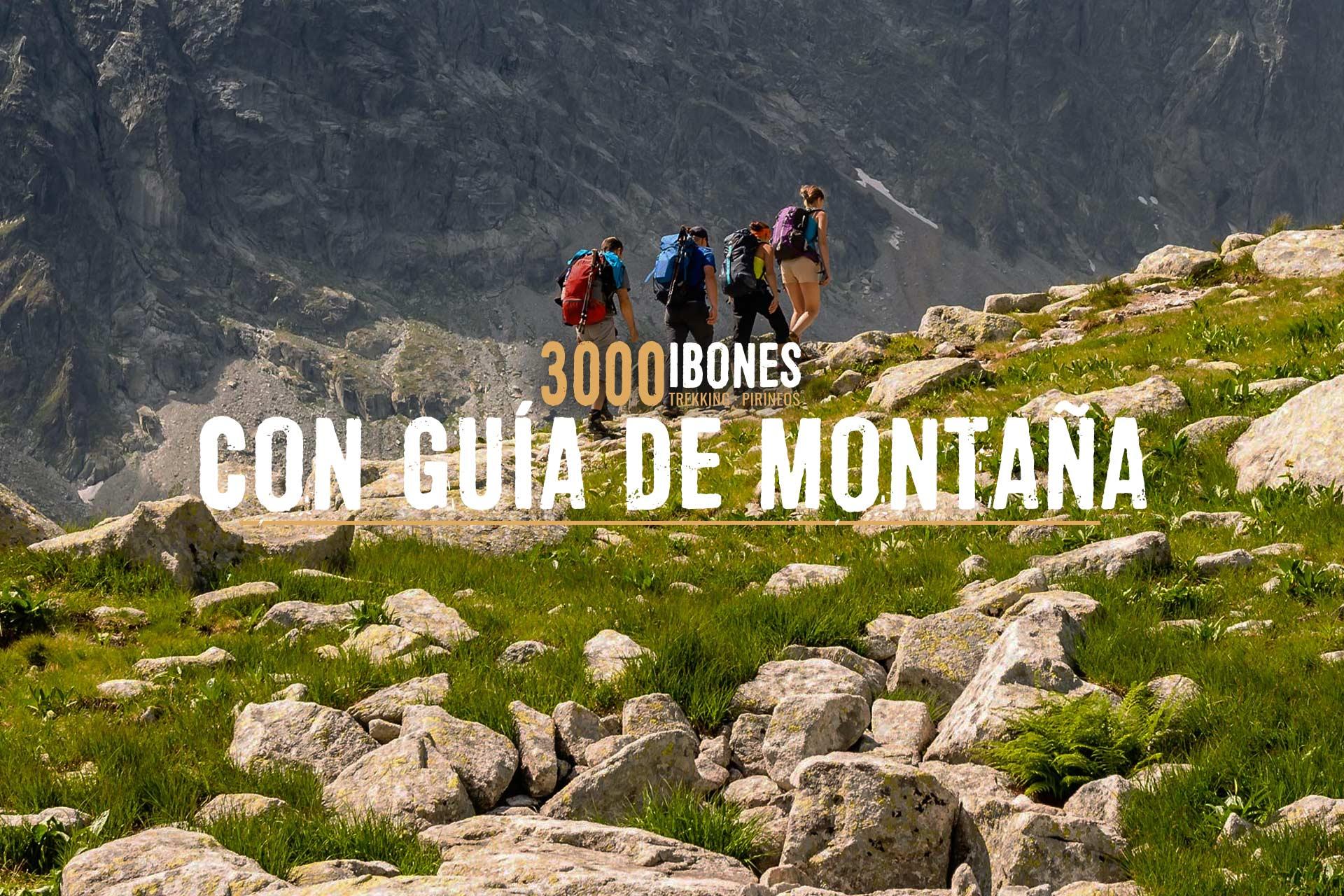 3000 IBONES CON GUIA - SALIDAS GUIADAS
