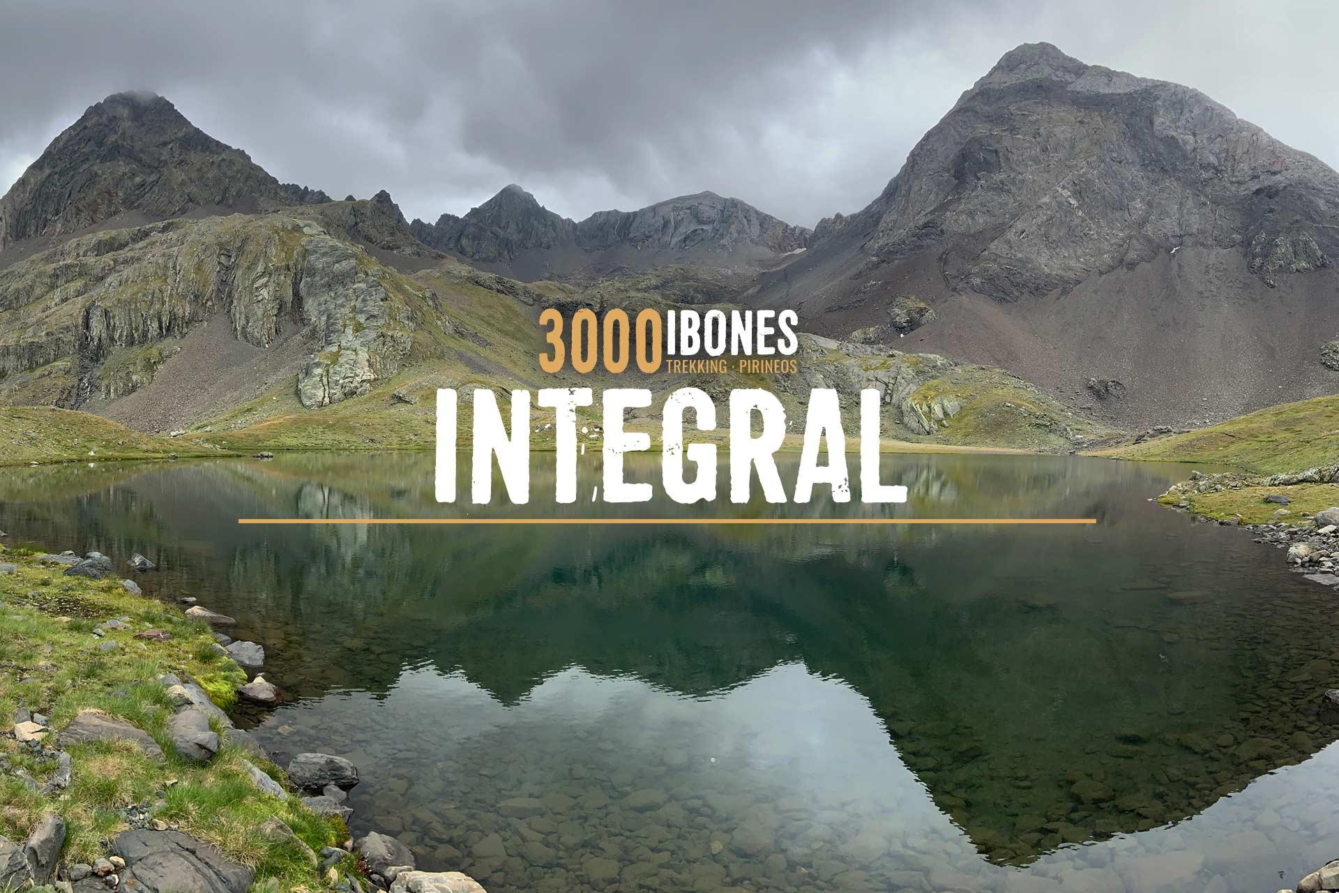 3000IBONES INTEGRAL - TREKKING POR ETAPAS PIRINEOS