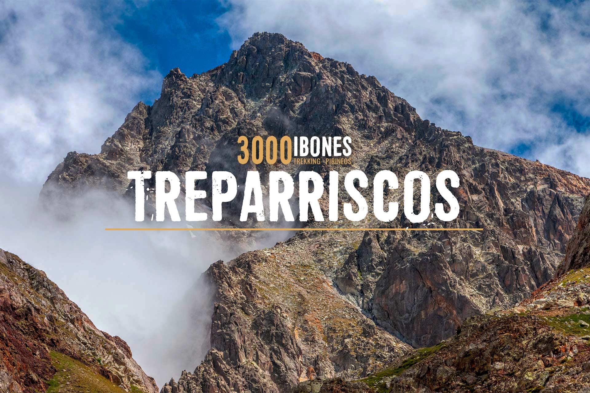 3000 IBONES TREPARRISCOS RUTA CIRCULAR 4 DIAS PIRINEOS