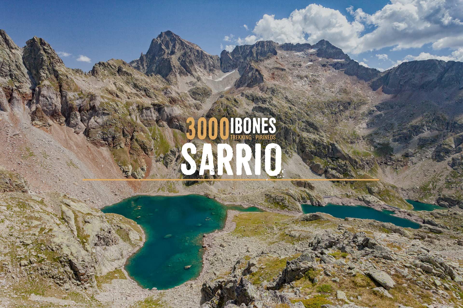 RUTA CIRCULAR PIRINEOS 5 DÍAS 3000 IBONES SARRIO