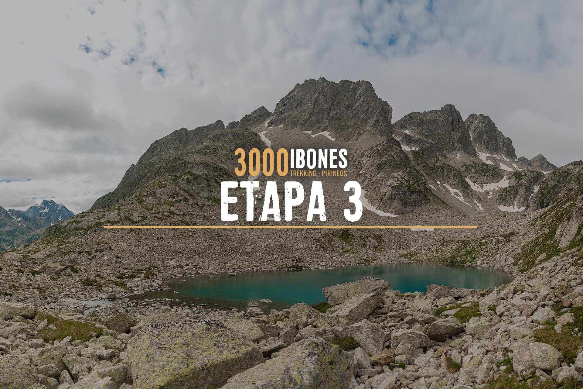 ETAPA 3 3000 IBONES