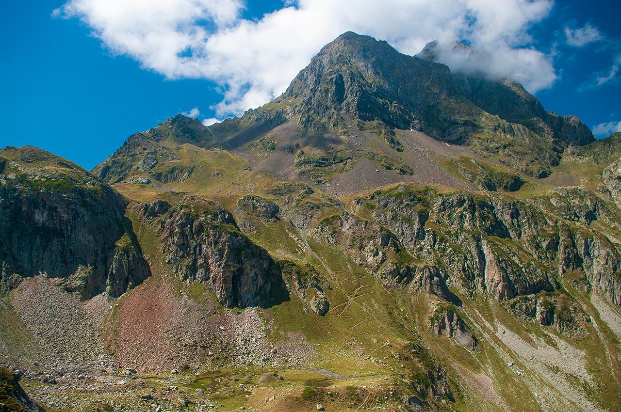 Subida al Col d'Arrious